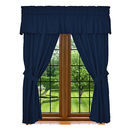 tie and up window curtains blue appealing beloved product for valance valances teal navy produ kitchen white remarkable black designer